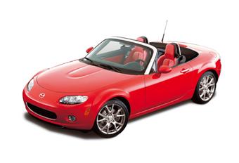 Mazda MX-5 3rd Generation Limited Edition #1