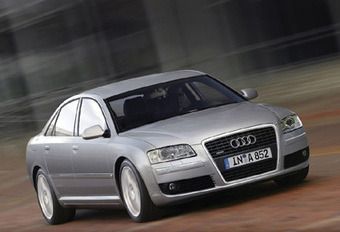 Audi A8 4.2 V8 TDI #1