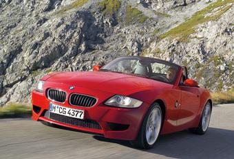 BMW Z4 M Roadster #1