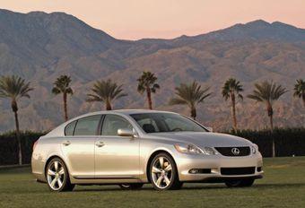 Lexus hybride #1