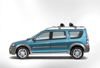 Dacia Logan Steppe Concept #1