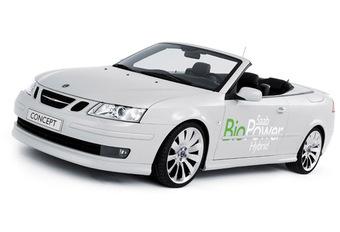 Saab Biopower Hybrid Concept #1