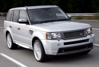 Range Rover Sport HST #1