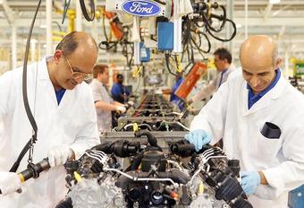 Ford V8-diesel #1