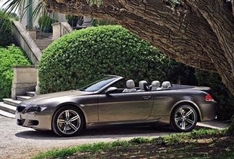 BMW M6 cabriolet #1
