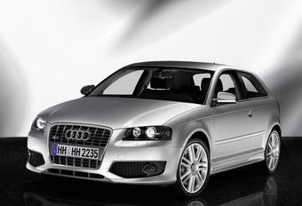 La nouvelle Audi S3 se place au sommet #1