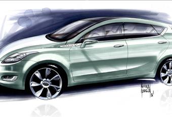 Hyundai Arnejs : futur nouveau modèle #1