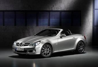 Mercedes SLK Edition 10 #1