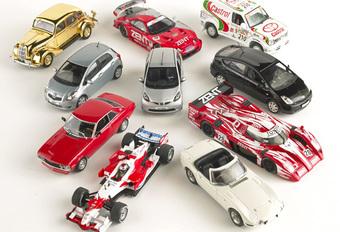Toyota s'expose en miniatures #1