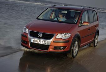 Volkswagen CrossTouran #1