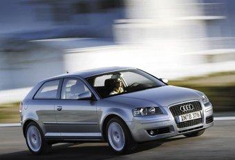 Audi A3 1.8 TFSI #1