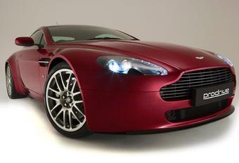 Aston Martin V8 Vantage extra krachtig #1