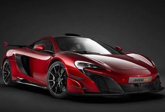 McLaren MSO HS : elle est officielle ! #1