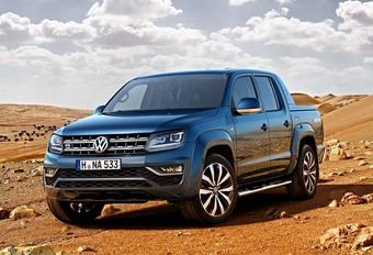 Volkswagen : un SUV à 7 places différent du Touareg ? #1