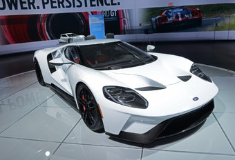 Ford GT : sa production va être doublée  #1