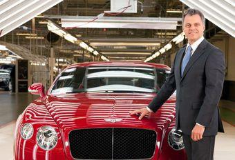 Ex-CEO van Bentley wil miljoenen verdienen met DSG #1