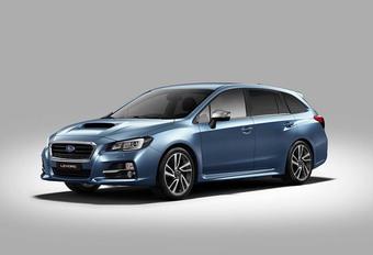 Subaru : la Levorg s'offre l'Eyesight #1
