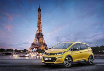 Opel Ampera-e : la Bolt européenne à Paris #1