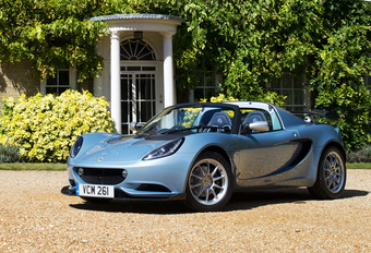 Lotus Elise 250 Special Edition is nog lichter, dus nog sneller #1