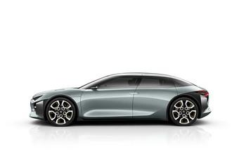 Citroën Cxperience Concept : la future C5 ? #1