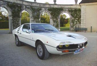 Alfa Romeo Montreals in Dinant en Mettet #1