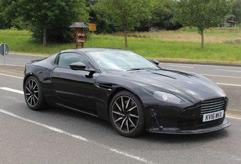 Aston Martin Vantage: V8 van AMG #1
