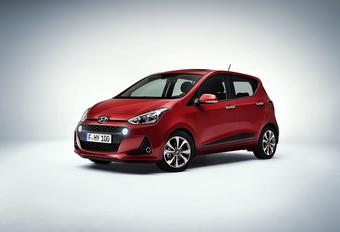 Hyundai frist de i10 op #1