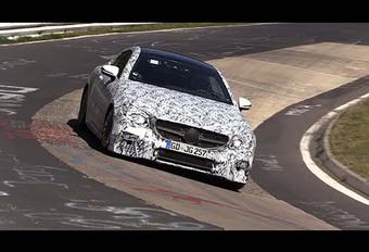 Mercedes E coupé : Imminent ! #1
