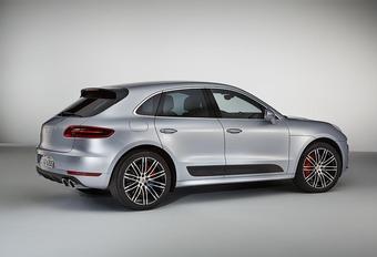 Porsche Macan Turbo gaat sneller met Performance Package #1