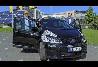 Opel Ampera-e: belangrijke testrijders #1