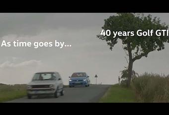 40 ans de Golf GTI à l'intérieur #1