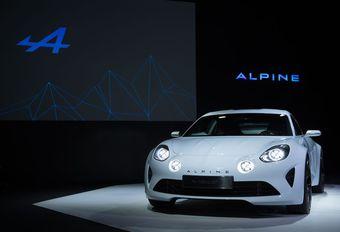 Alpine: de prijs van exclusiviteit? #1