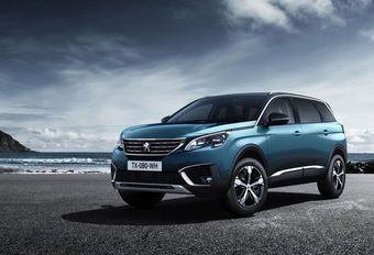 Peugeot 5008 : mutation en SUV #1
