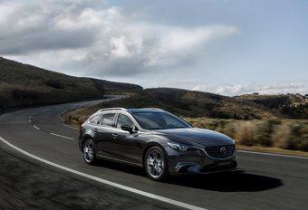 Mazda 6: nieuw voor 2017 #1