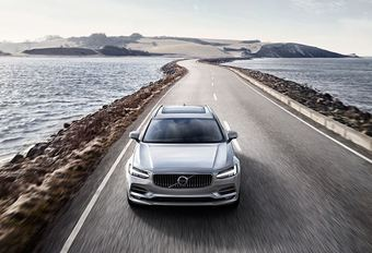 Volvo V90 Cross Country : pour bientôt #1