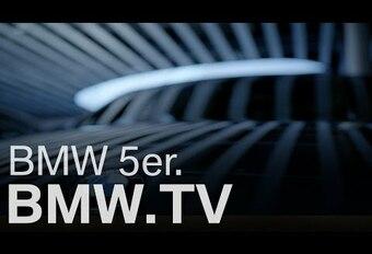 Un premier clip officiel pour la BMW Série 5  #1