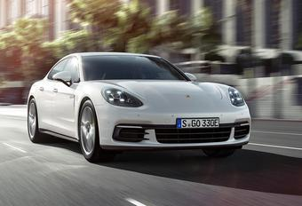 Porsche Panamera 4 E Hybrid : pas qu'un changement de nom !  #1