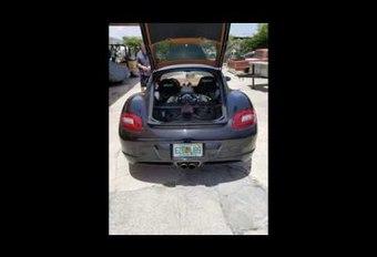 Un V8 5.0 l de Mustang dans un Cayman #1