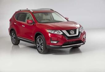 Facelift à venir pour le Nissan X-Trail #1