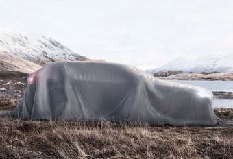 Volvo tease encore sa V90 Cross Country #1