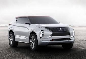 Mitsubishi GT-PHEV #1