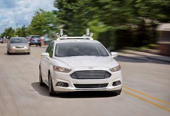 Ford : des voitures autonomes pour les employés en 2018  #1