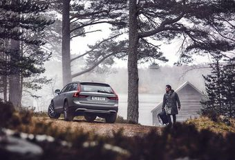 Volvo V90 Cross Country : les images #1