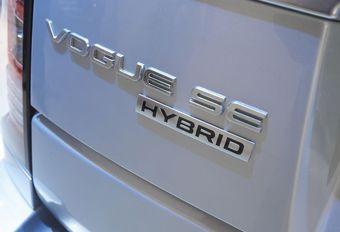 Jaguar – Land Rover : deux solutions hybrides prévues pour 2018  #1