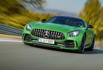 Mercedes-AMG GT-R: nieuwe koning van de Nürburgring?  #1