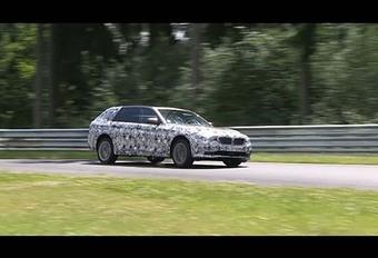 BMW Série 5 : Le break Touring pour la mi-2017 #1