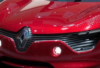 Renault : un concept de GT électrique à Paris #1