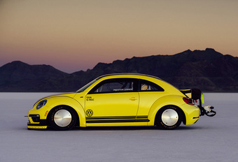 's Werelds snelste Volkswagen Beetle: 328 km/u #1