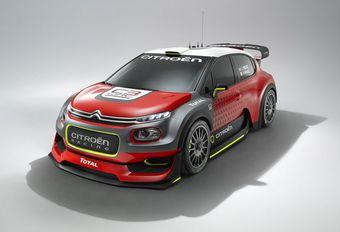 Citroën : la C3 WRC arrive ! #1
