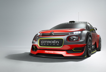 Citroën C3 WRC Concept belooft vuurwerk (+video) #1
